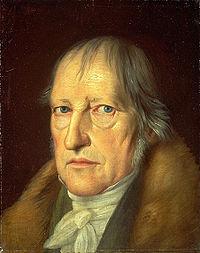 Hegel (1770-1831)