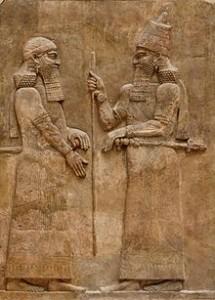 Sargão II (721-705 a.C.)