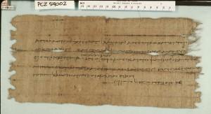 Papiro de Zenão: P.Cair.Zen. 59002 - Carta de Apolônio para Zenão (ca. 24.11.260 a.C.)