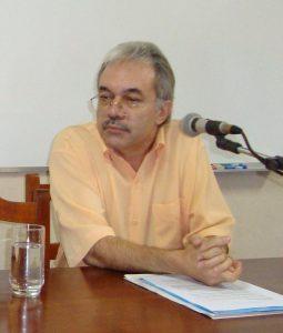 Airton José da Silva - Aula inaugural no CEARP, Brodowski, em 01.02.2010