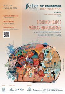 SOTER 2019: Decolonialidade e práticas emancipatórias