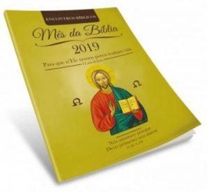 Mês da Bíblia 2019: Primeira Carta de João - Texto-base