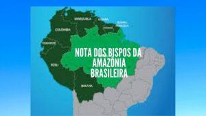 Coronavírus: nota dos bispos da Amazônia Brasileira em 04/05/2020