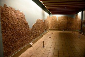 Os relevos de Laquis no British Museum, Londres