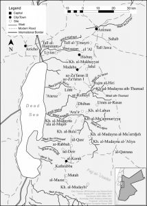 Território de Moab. Desenhado por Hilary Hatcher