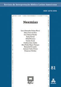 RIBLA, v. 81, n. 1, 2020: Neemias