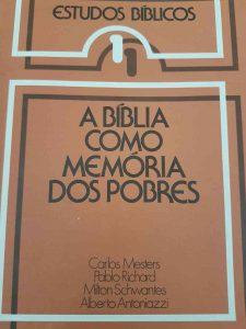 Estudos Bíblicos n. 1 - 1984
