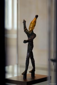 Baal de Ugarit - Museu do Louvre, Paris