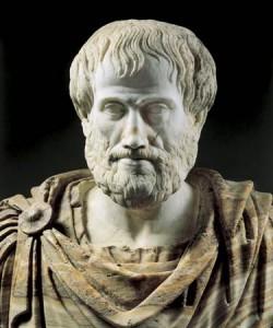 Aristóteles (Estagira, 384 - Cálcis, 322 a.C.) - Museo Nazionale Romano, Roma
