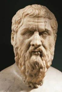 Platão (Atenas, 428/27-348/47 a.C.) - Museus Capitolinos, Roma
