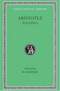 Aristóteles, Política