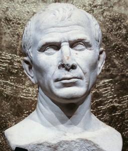 Júlio César (100-44 a.C.) - Musée départemental Arles antique - France