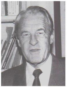 Rolf Rendtorff (Preetz, Alemanha, 1925-2014)